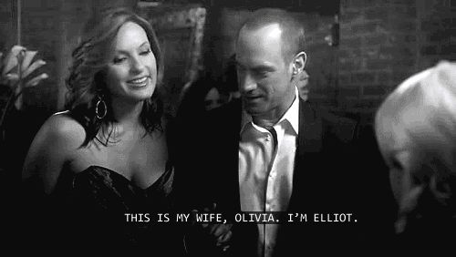 """The episodes where they went undercover together were especially great.   Community Post: Why You'll Never Get Over Benson And Stabler From """"Law And Order"""""""