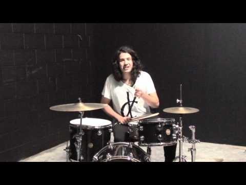 "Drum Tutorials (with Sam De Jong) from Parachute Band's Album ""Matins : Vespers"""