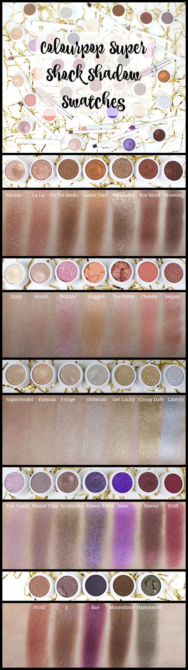My Recent Beauty Splurge | Huge Colourpop Haul!