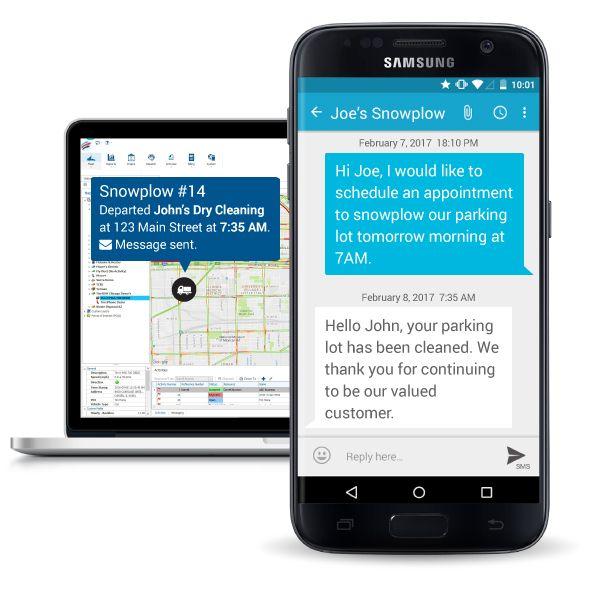 Fleet Tracker and Customer Service
