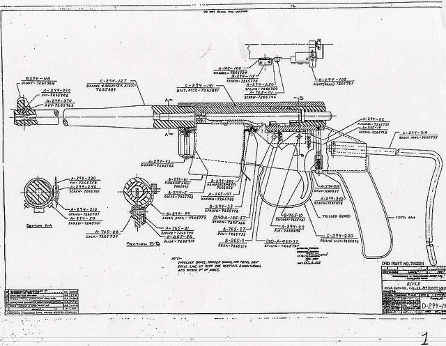 247 Best Firearms Blueprints Amp Diagrams Images On