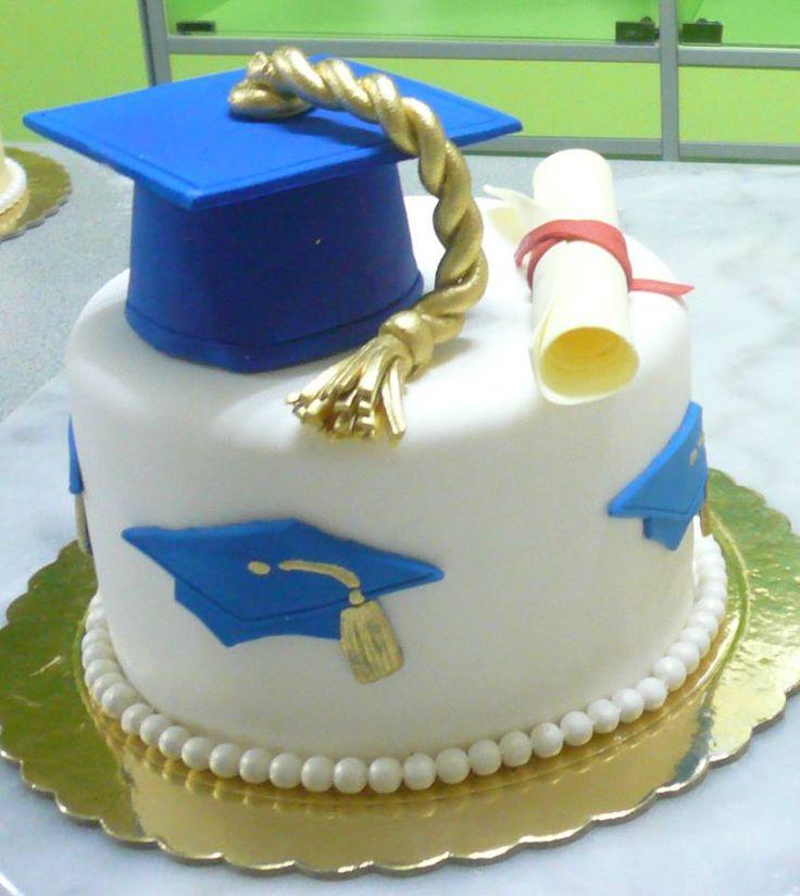 Más de 1000 imágenes sobre Tortas para graduación en
