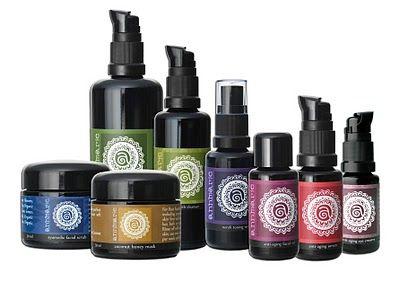 Pretty great organic skin care line!