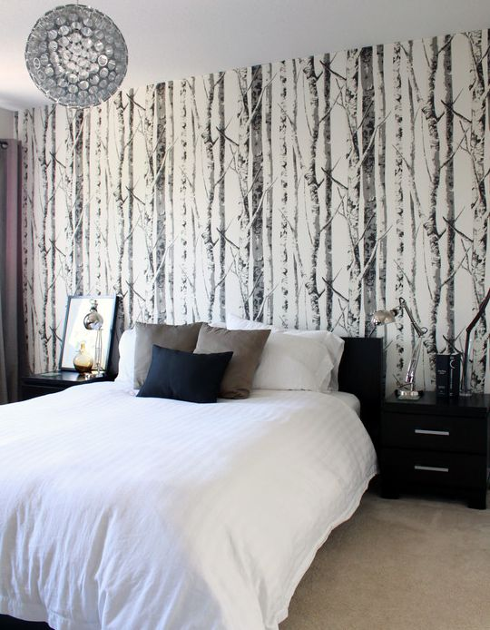 Once Upon A Time Home Decor Part - 28: Forest Wallpaper, Once Upon A Time