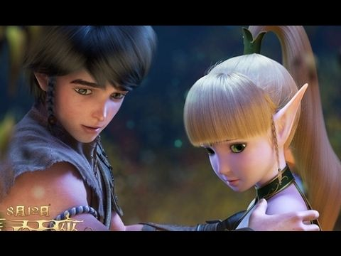 Dragon Nest Throne of Elves Full Movie 2 With Sub eng - YouTube
