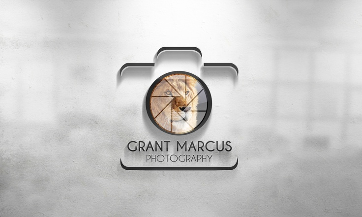 Grant Marcus Photography Logo Design