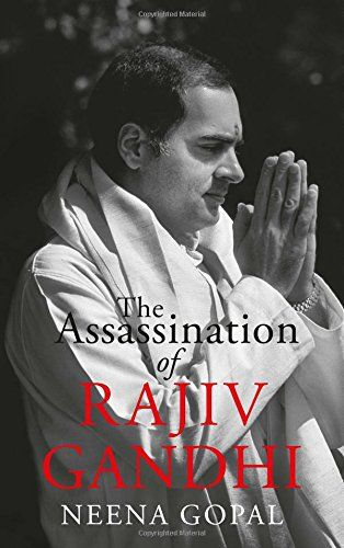 The Assassination of Rajiv Gandhi Check more at http://www.indian-shopping.in/product/the-assassination-of-rajiv-gandhi/