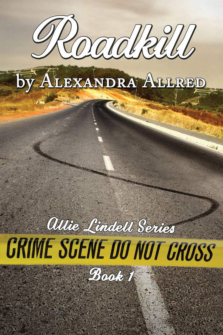 Roadkill is the first in the Allie Lindell series. A funny, sometimes aggravating, ultimately heartwarming story of a woman trying to give everything to her kids, keep the love of her partner, and not lose herself in the process.