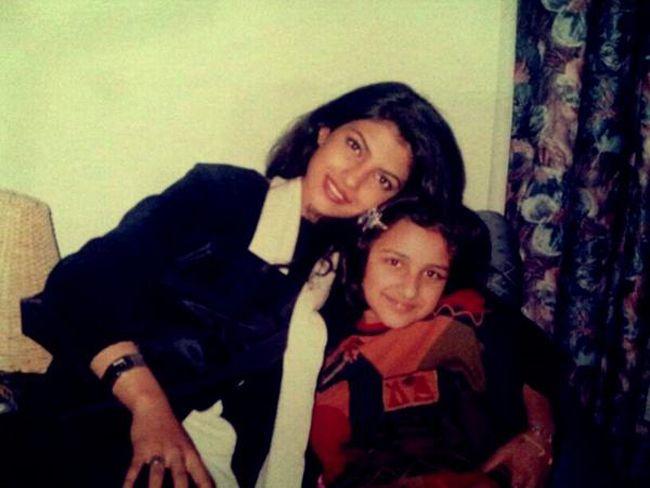 Priyanka and Parineeti: Look at us 14 years ago :) 25th happy birthday