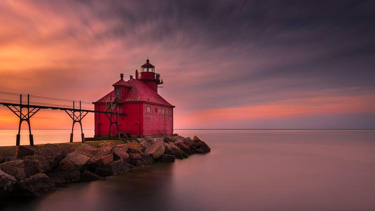 Sturgeon Bay Lighthouse