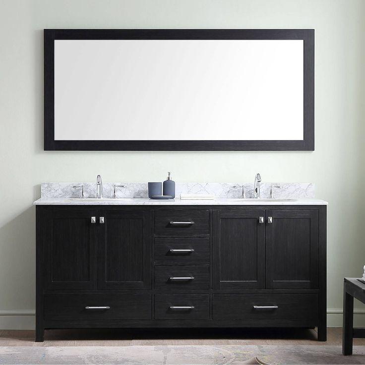 Best 25 72 inch bathroom vanity ideas on pinterest - Discount bathroom vanities chicago ...