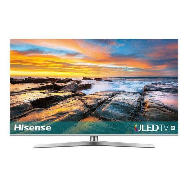 Smart Tv Hisense 50u7b 50 4k Ultra Hd Led Wifi Silver In 2020 Dvb T2 Quad Unschlagbar