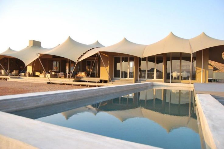 Are you ready for Hoanib Skeleton Coast Camp? Because we are so ready for you!
