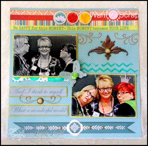 113 best images about Want2Scrap Scrapbook Layouts on