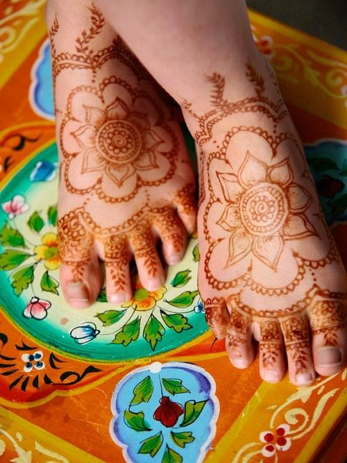 #Henna #art ~ #Mehndi