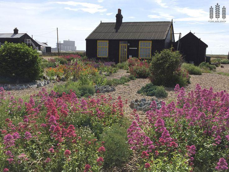 Derek Jarmanu0027s Prospect Cottage, Dungeness, Kent, UK #DerekJarman  #Dungeness #ProspectCottage. Garden ClubOblivionDesign ...