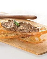 Porcini-and-Pecan Pate!