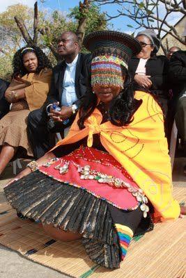 UMABO (Traditional Zulu Wedding)