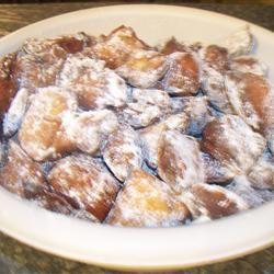 Nana's Fastnachts Allrecipes.com Old Dutch doughnuts made on Shrove Tuesday - Yummo!