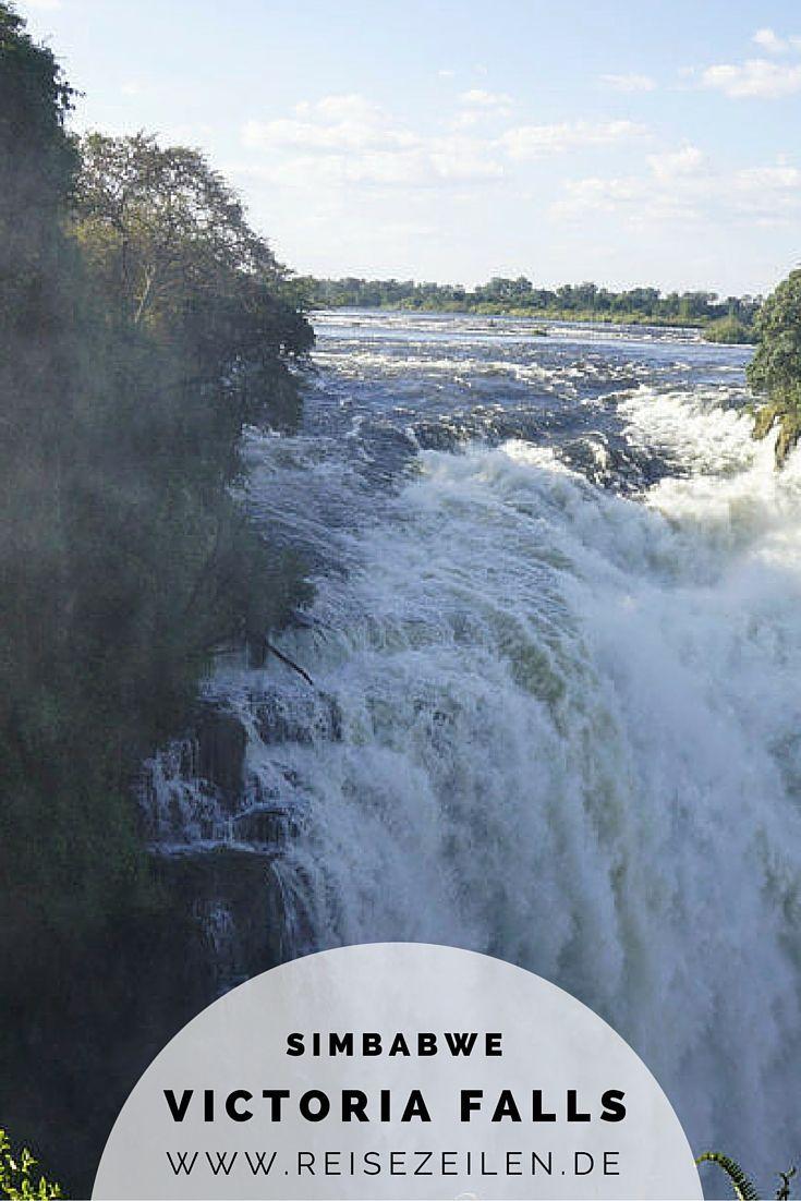 Ja, die Victoria Falls lohnen sich WIRKLICH (+ Tipps für actiongeladene Aktivitäten & Unterkünfte) #Afrika #Simbabwe