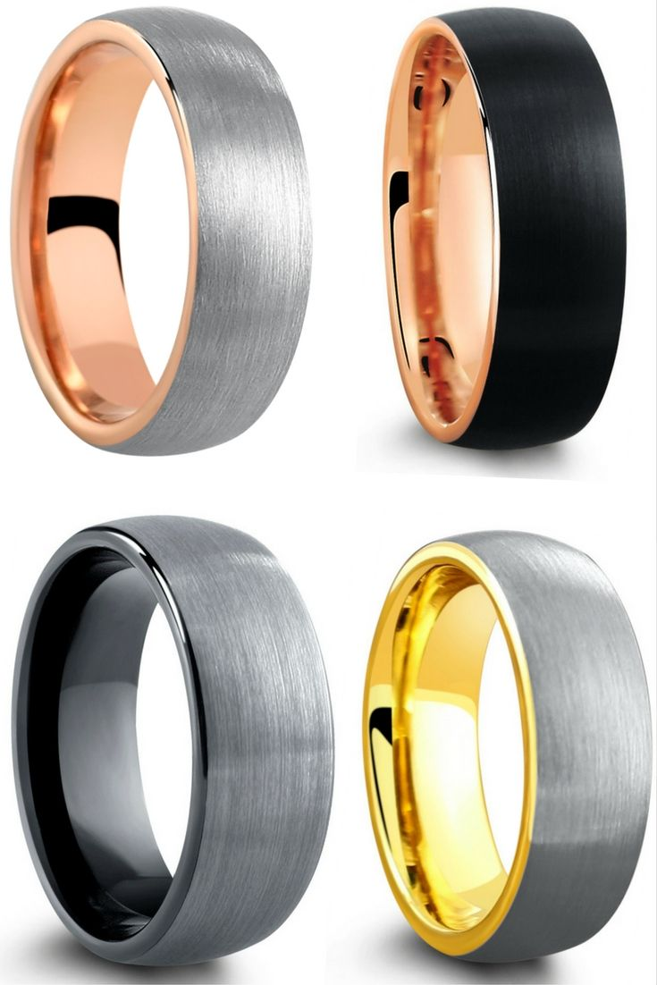 modern mens wedding bands modern mens wedding bands Mens unique and modern designed wedding bands These brushed tungsten wedding bands make the perfect
