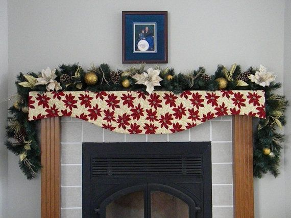 37 best mantle scarf images on Pinterest | Scarf ideas ...