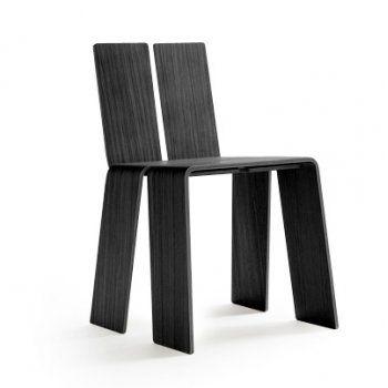 708 SEK Shanghai Shanghai svart trästol - Shanghai från Cult Furniture Storbrittanien