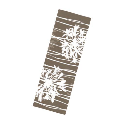 Flora Shadow Satin 600X200mm 32681 Beaumont Tiles
