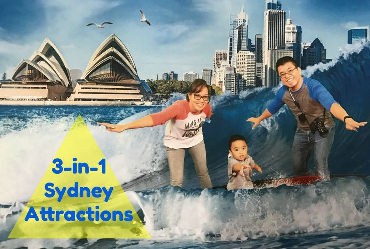 3-in- 1 Sydney Attractions – tobringtogether
