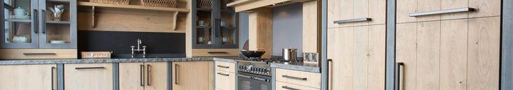 Houten keukens - Kral Keukens & Interieur