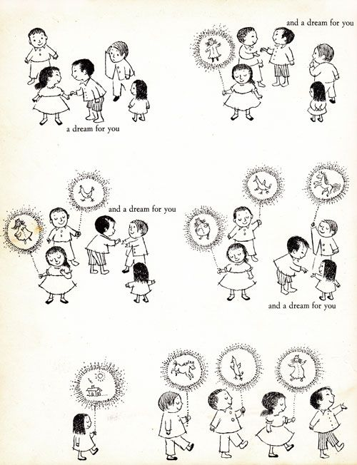 I'll Be You and You'll Be Me: A Vintage Ode to Friendship and Imagination, by Ruth Krauss, Illustrated by Sendak