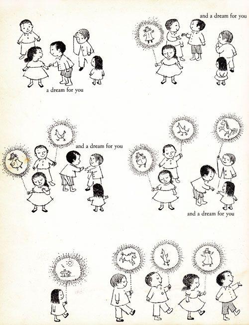 Maurice Sendak early illustration work