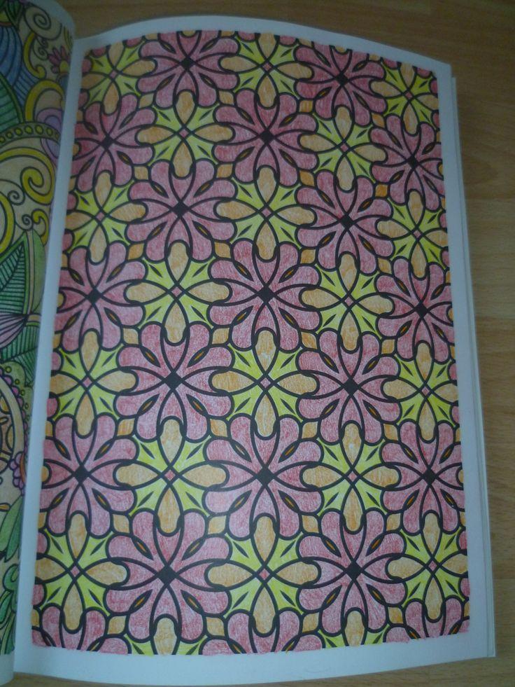 page 28 hachettepratique arttherapie coloriage - Coloriage Anti Stress Hachette
