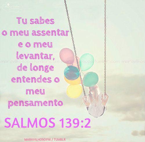 Salmos 139:2
