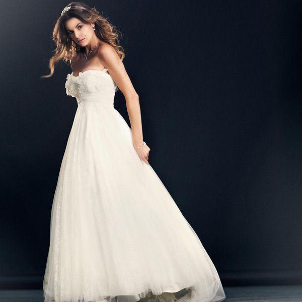 Robe de mariée bustier coeur Virginie