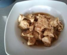 Pollo a la Coca-Cola (Dieta Dukan, PP) | En la sarten esta muy bueno dorandolo y adobandolo en zumo de limon