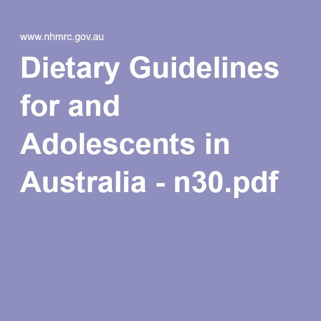 Dietary Guidelines for and Adolescents in Australia - n30.pdf