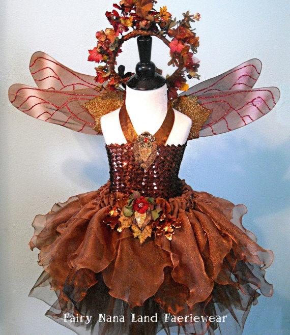 Fall Fairy Costume | T...