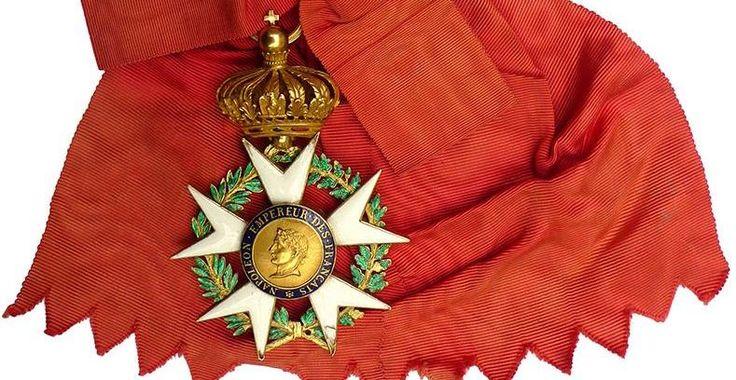 Le grand aigle du maréchal Ney | La grande chancellerie