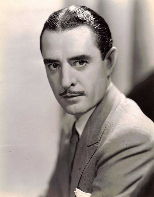 George Hurrell - John Gilbert (1932)                                                                                                                                                                                 More