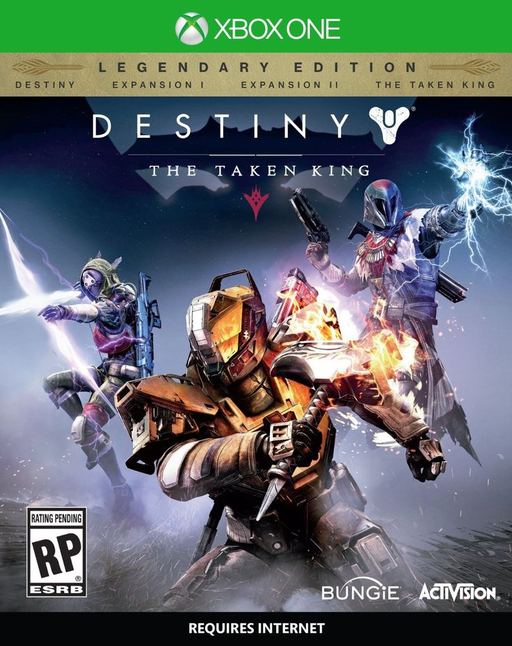 Amazon.com: Destiny: The Taken King - Xbox One: Video Games
