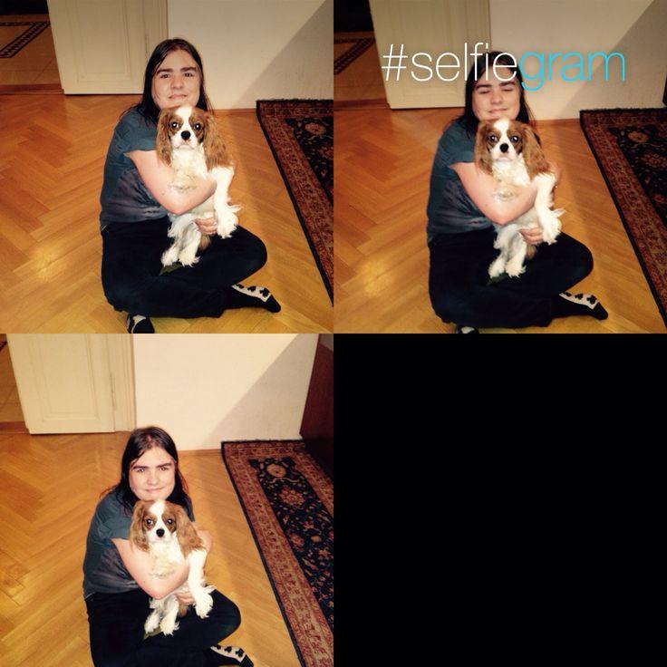My and my Dog Charlie 15.12.2014