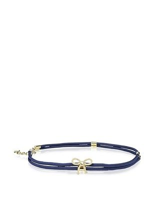 68% OFF RED Valentino Women's Bow Belt (Blue)