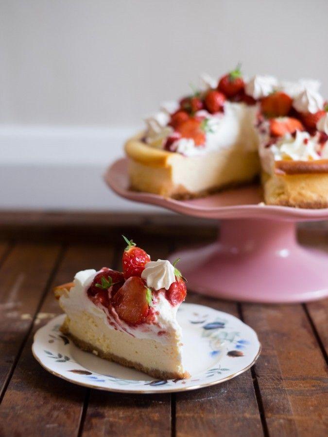 Eton Mess Cheesecake | Patisserie Makes Perfect