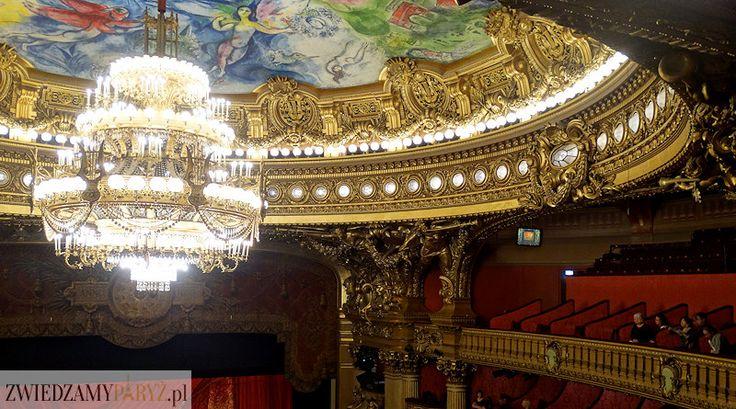 Przejdź do sekcji: ciekawostki | przydatne informacje | zdjęcia | komentarze Opera Garnier w Paryżu jest jednym z największych teatrów
