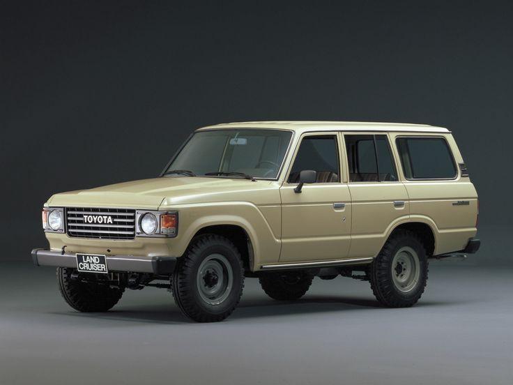 1980 Toyota Land Cruiser 60 STD (HJ60V)