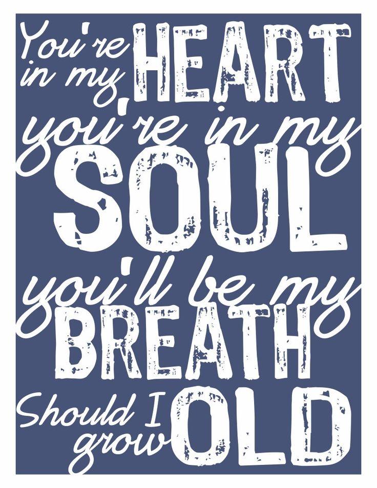 You're in my Heart. Rod Stewart