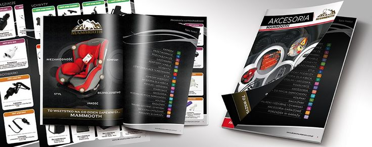 Wykonujemy DTP i drukujemy wielostronicowe katalogi