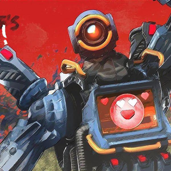 Apex Legends Pathfinder 4k 3840x2160 Wallpaper Apex Legend Pathfinder