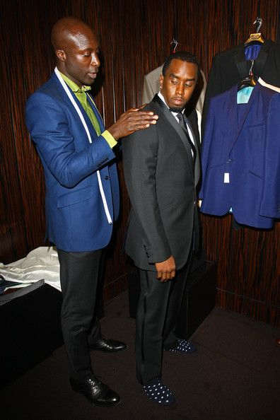 ozwald boateng menswear collection - Google Search